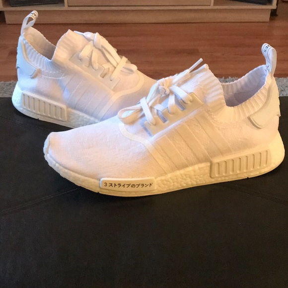 competitive price c4ec2 f819a Adidas NMD Japan 🇯🇵 Triple White